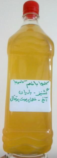 شربت کمبوجا با دمنوشهای دارای خواص آنتی بیوتیک